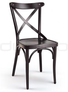 Židle celodřevěné do kavárny