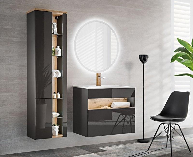 Designová koupelnová sestava